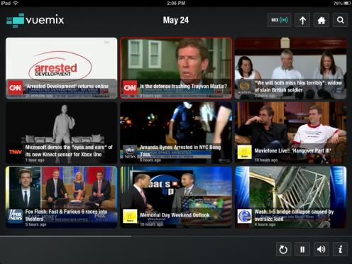 Streaming Video Blog I I-5 Bridge, Trayvon Martin, Hangover, Xbox One I Vuemix